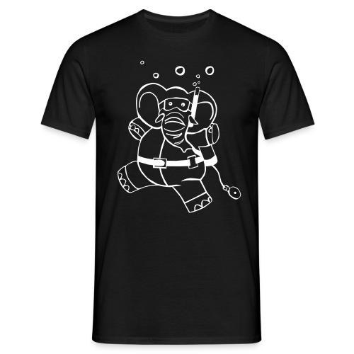 Havy Diver - Männer T-Shirt