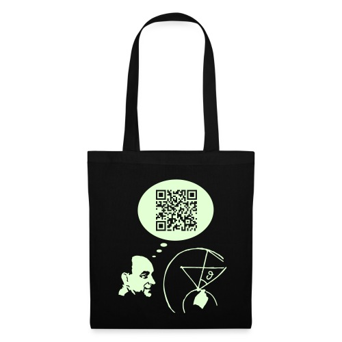 FERMI'S PROBLEM BAG - Tote Bag
