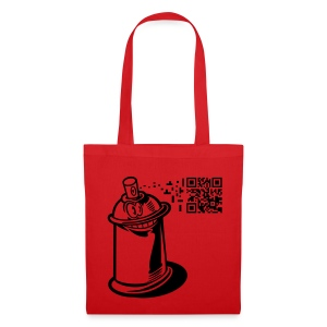 SPRAY GRAFITTI BAG - Tote Bag