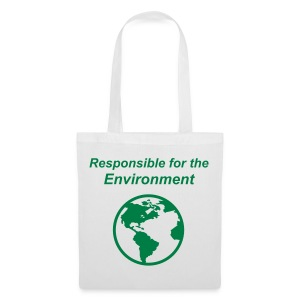 Environmental shopper - Tote Bag