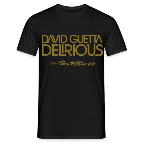 David Guetta Delirious Homme - T-shirt Homme