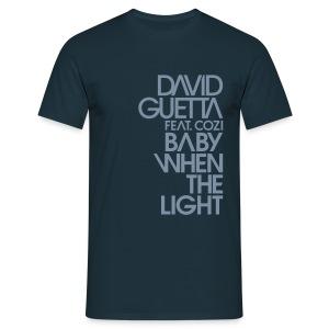 David Guetta Light Homme - T-shirt Homme