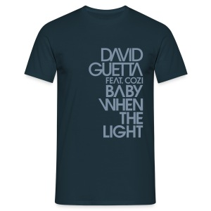 David Guetta Light Homme - T-shirt Homme