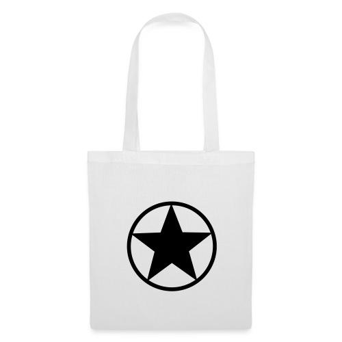 Stern Tasche - Stoffbeutel