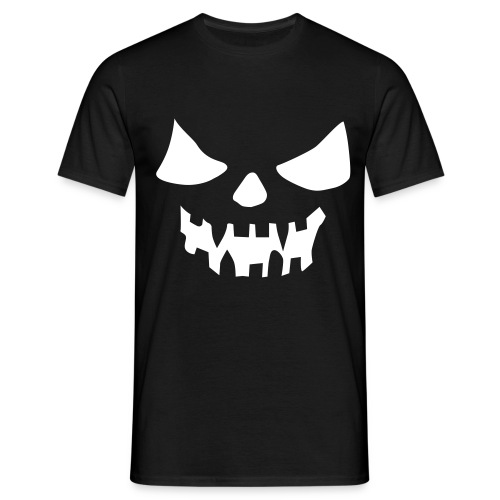 Raven's schwarzer Spiegel - Männer T-Shirt