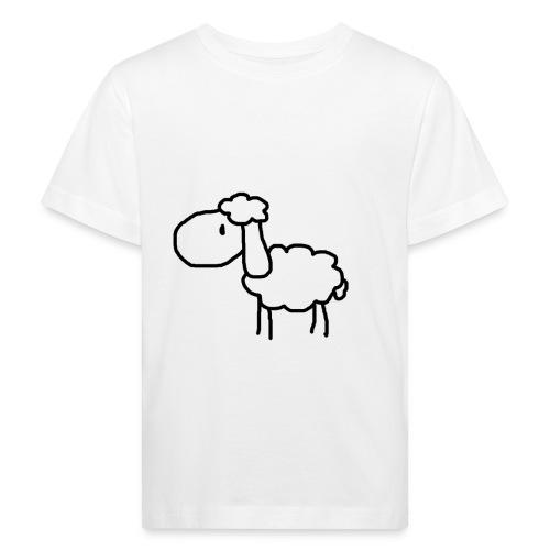 Das Schaf - Kinder Bio-T-Shirt