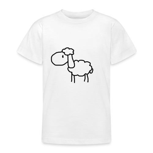 Das Schaf - Teenager T-Shirt