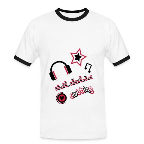 G-Denim - Mannen contrastshirt