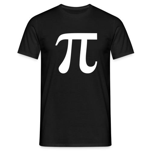 Pi = 3,14  - T-shirt herr