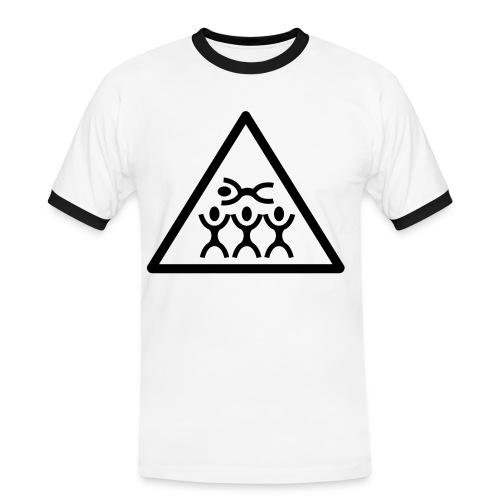CrowdSufing - Men's Ringer Shirt