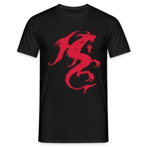 Red Dragon 1 - Men's T-Shirt