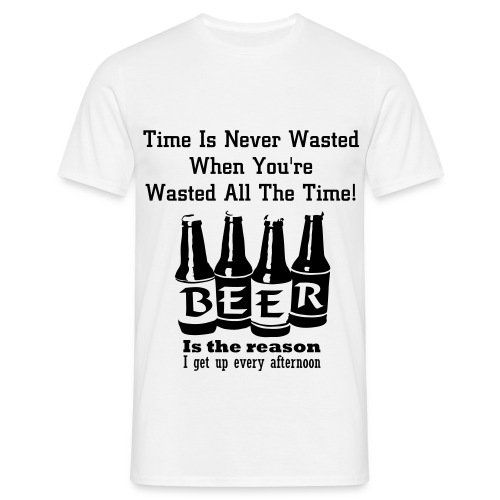 Beer! - Men's T-Shirt