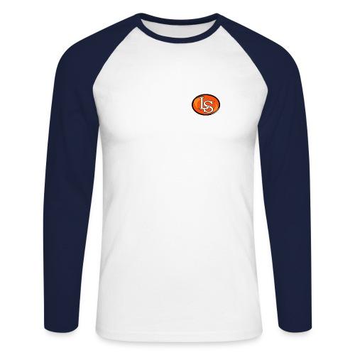 polover - Männer Baseballshirt langarm