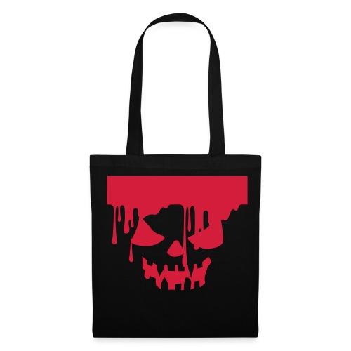 Evil Face Bag - Tote Bag