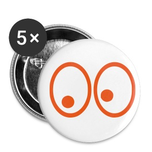 Eyes Badge - Buttons small 25 mm