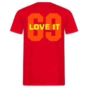 69LoveIt T-shirt - Men's T-Shirt