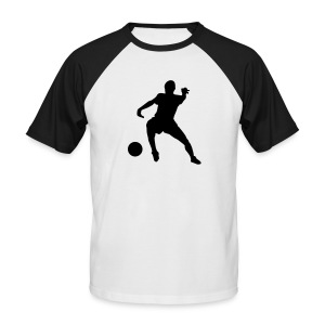 Football Player - Men's Baseball T-Shirt