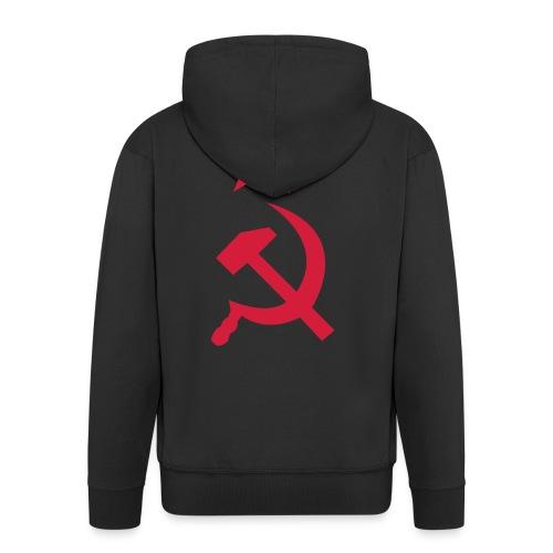 Rebel Hood - Premium-Luvjacka herr