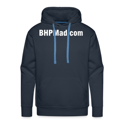 BHPMad.com Official T-Shirt - Men's Premium Hoodie
