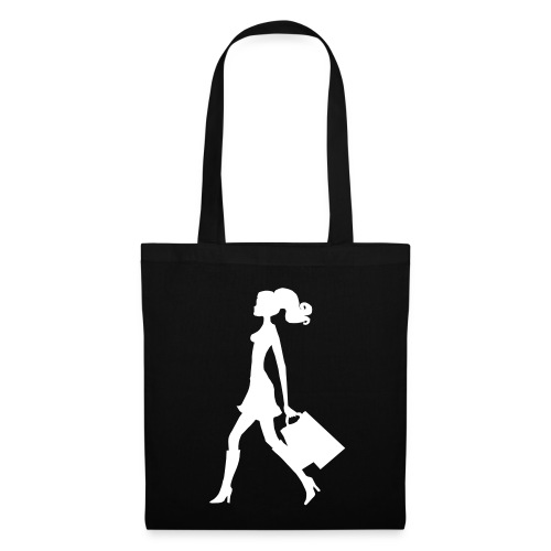Fashion Shopping - Stoffbeutel