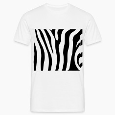 White zebra stripes T-Shirts