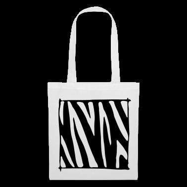 White zebra stripes Accessories