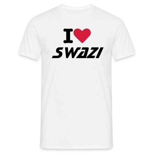 Love Swazi - Men's T-Shirt