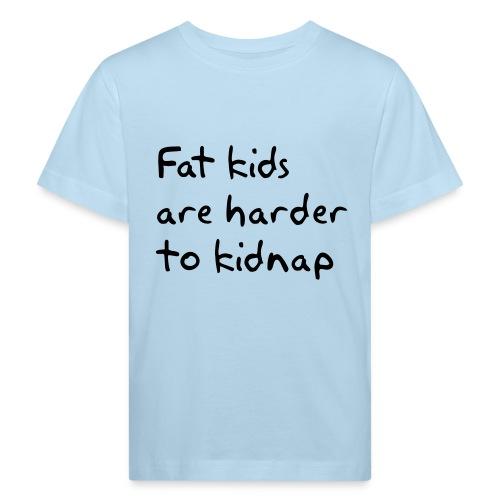 Fat kids T-shirt - Organic børne shirt