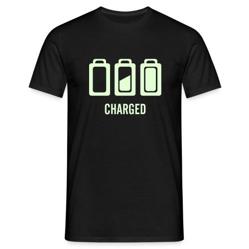 Voltage Tees - Mannen T-shirt
