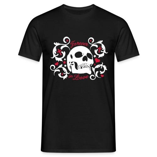 Teeshirt Love Forever - T-shirt Homme