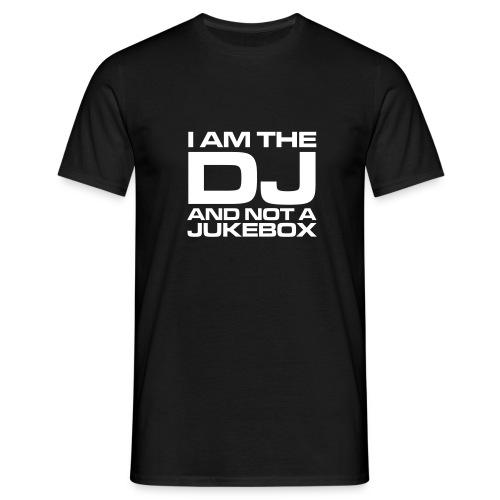 Camiseta DJ - Camiseta hombre
