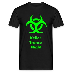 KTN Shirt Biohazard Green - Männer T-Shirt