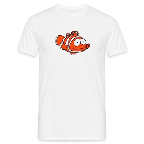 T-Shirt mit Clownfisch - Männer T-Shirt