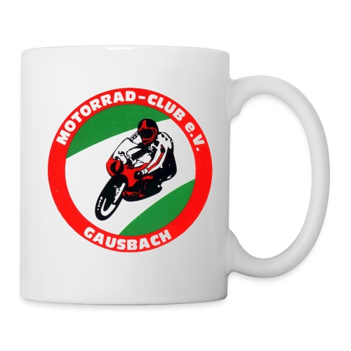 Tasse mit Logo - Tasse