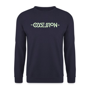 Obsession Navy Sweatshirt - Men's Sweatshirt