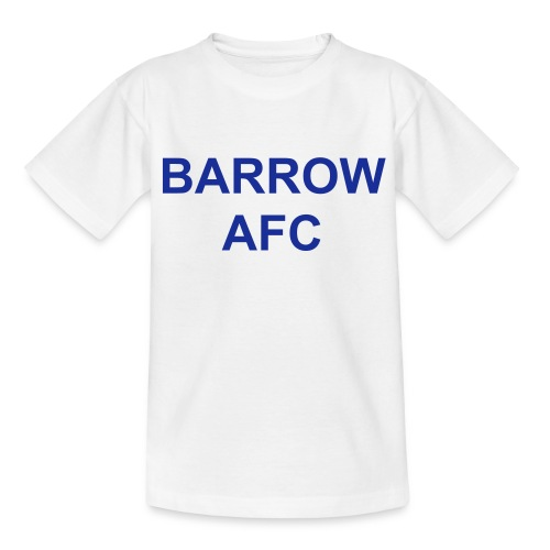 KIDS BARROW AFC T-SHIRT - Teenage T-shirt