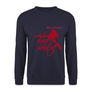 King Of Africa Marine - Sweat-shirt Homme