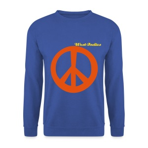 Peace West-Indies - Sweat-shirt Homme