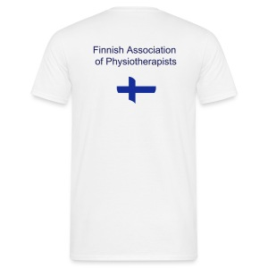 Finnish Association of Physiotherapists - Miesten t-paita