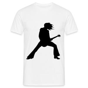 Rock and roll - Mannen T-shirt