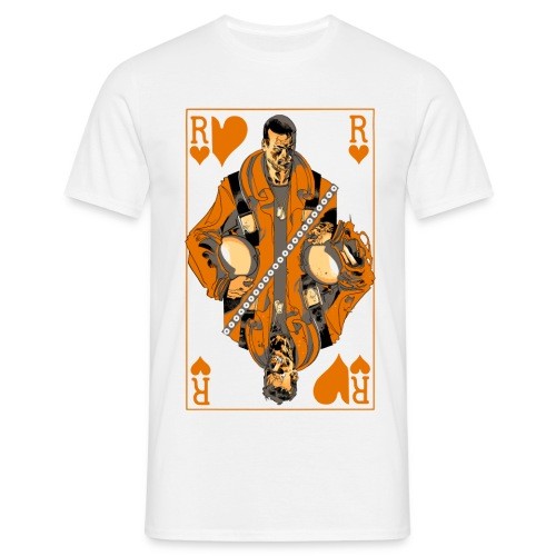 UW1 - carte Balti - T-shirt Homme