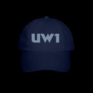 Casquettes et bonnets ~ Casquette classique ~ UW1 - casquette argent