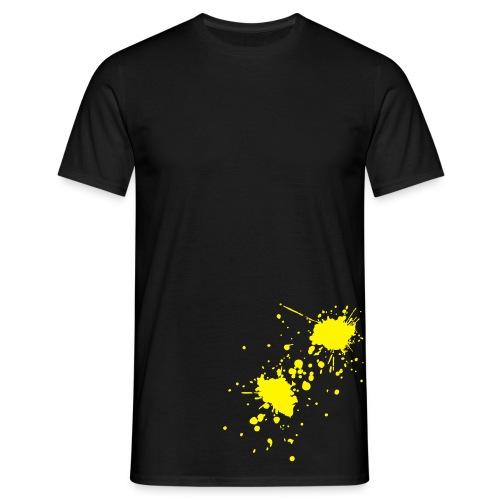 Lüdenscheids-Borussen schwarz - Männer T-Shirt