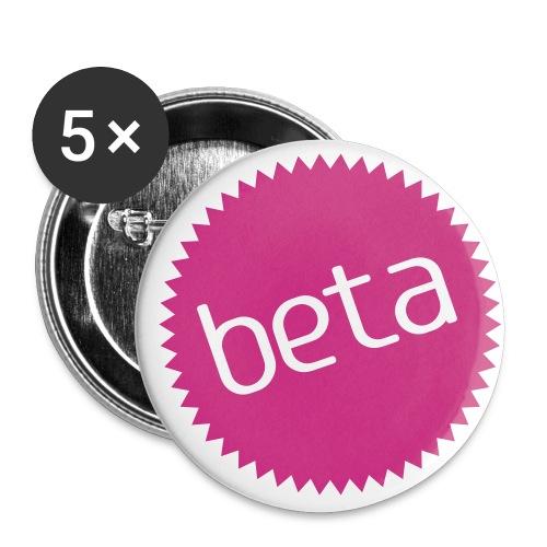 beta - Buttons medium 32 mm