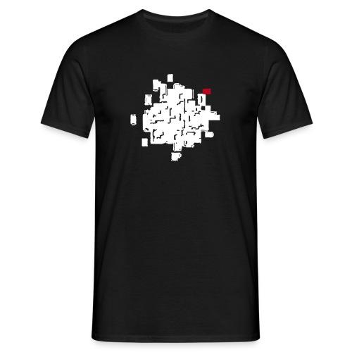 Rausch-T - Männer T-Shirt