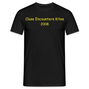 Close Encounters Mens T-Shirt - Men's T-Shirt