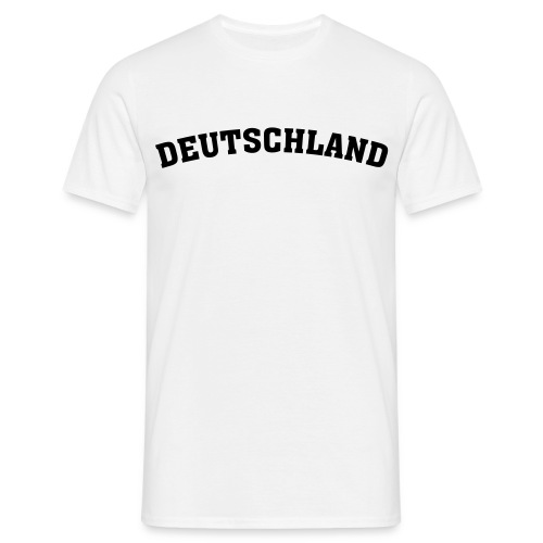 Fussball Edition Deutschland - Männer T-Shirt