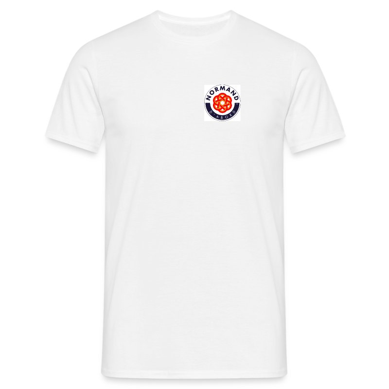 Normand d'abord - T-shirt Homme