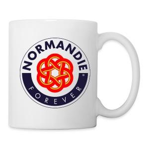 Mug Normandie Forever - Mug blanc