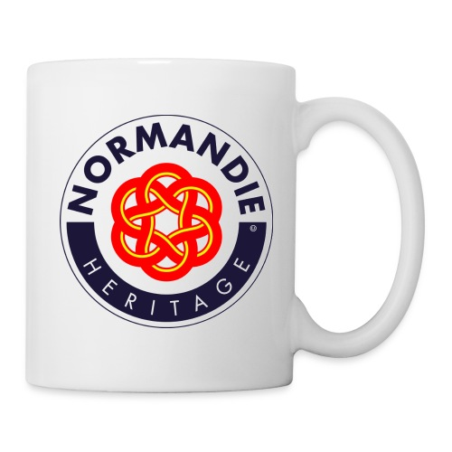 Mug Normandie Héritage - Mug blanc